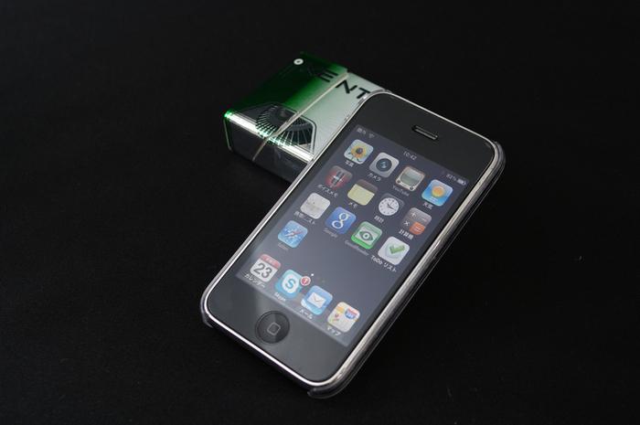 iPhoneとケント