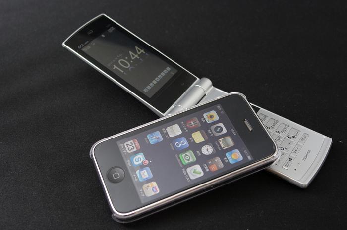 iPhoneとT005