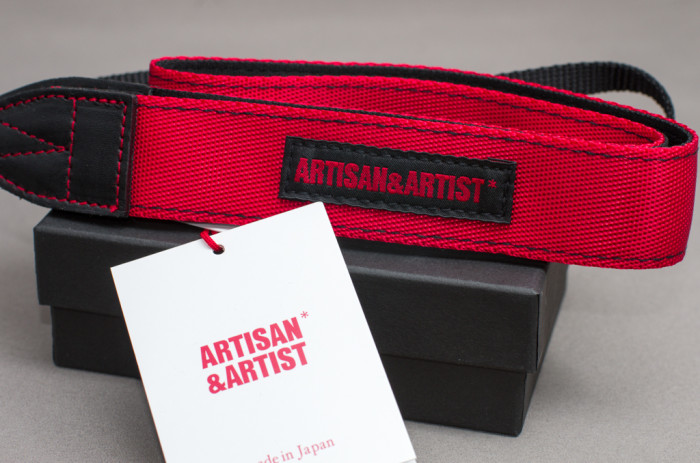 ARTISAN&ARTIST 注ストラップ ACAM-135