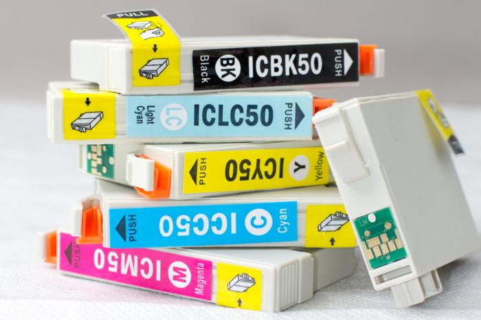 互換インク IC6CL50